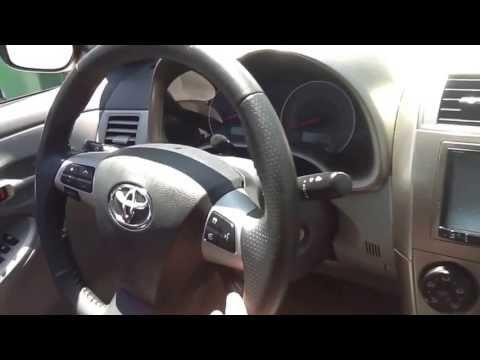 Modifications To A 2010 Toyota Corolla