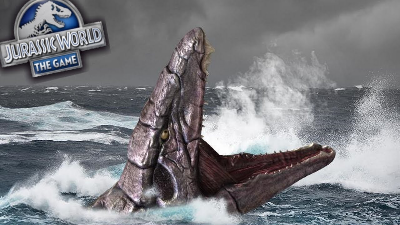 Dunkleosaurus Mosasaurus Hybrid Aquatic Hybrids Are Coming