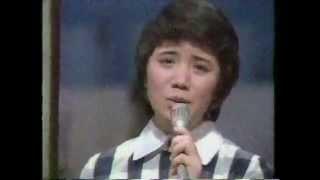 """""""恋の雪別れ""""は、森昌子さんが「小柳ルミ子さん」のものまねを歌ったも..."""