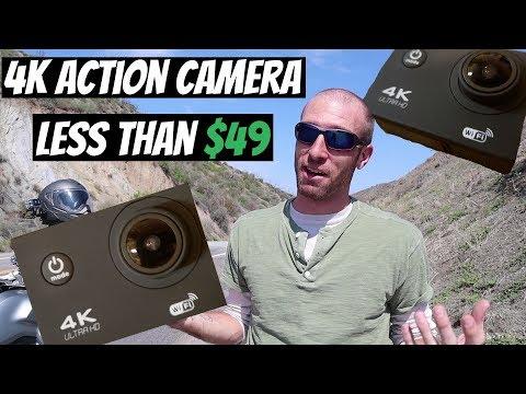 Cheap 4K GoPro Alternatives - Action Camera Reviews