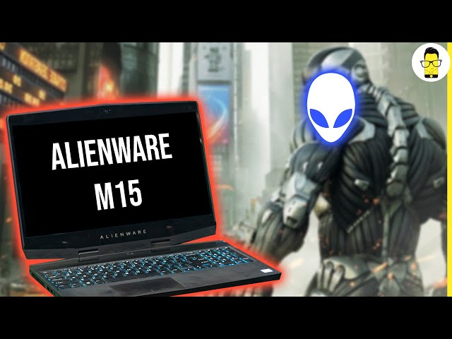 Alienware M15 hands-on review: this changes everything!