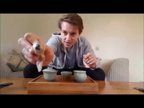 Tea Tasting: Grandpa's Balls from White2Tea