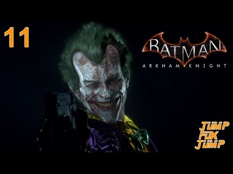 Don and Justin: Batman Arkham Knight - Crushing Some DLC - PART 11