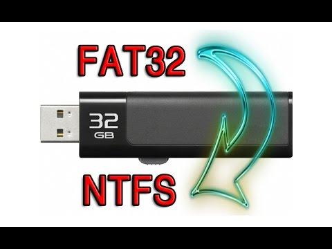 Why And How To Convert FAT32 To NTFS   Fat32 నుండి NTFS కి మార్చడం ఎలా మరియు ఎందుకు ?