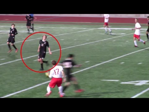 Evan Lewis Class of 2019 (Freshman) Soccer Highlight Video