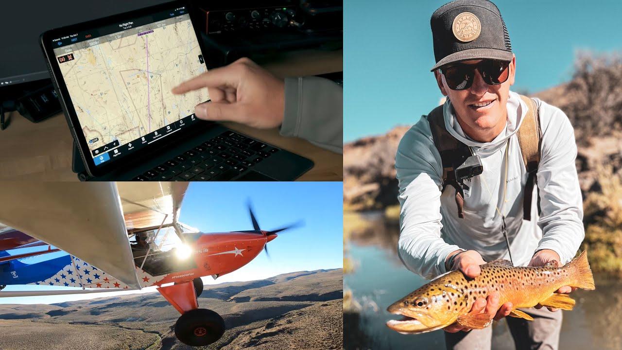 Backcountry Adventure Flight Planning