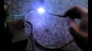 Поющая дуга, разряды умножителя, плазменый шар на NE555