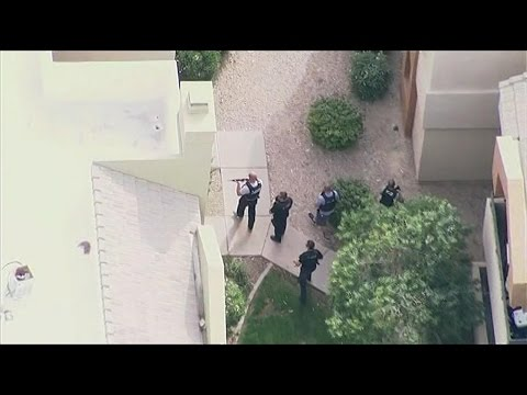 Mesa Shooting: Arizona Suspect in Custody