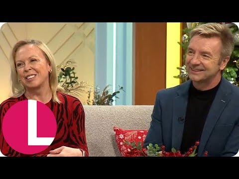 Olympic Ice Skaters Torvill and Dean on Their Telepathic Bond | Lorraine