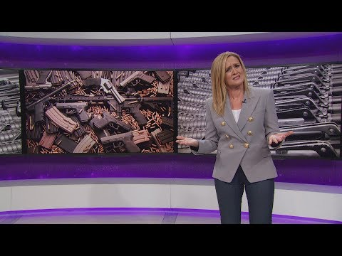 Thoughts and Prayers and Literally Anything   November 8, 2017 Act 1   Full Frontal on TBS