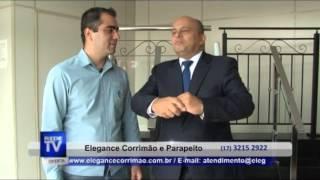 Corrimão Parapeito em Rio Preto – Elegance – S5/2016