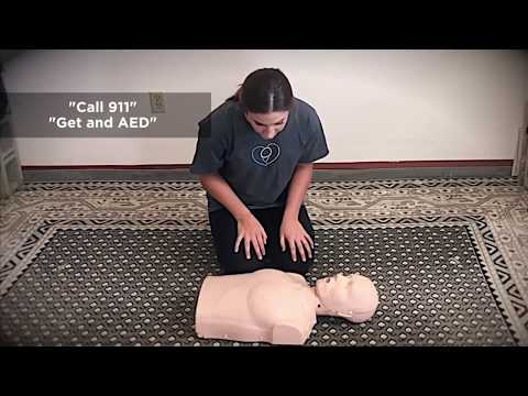 CPR, AED & First Aid Training Webinar (2018) Free CPR Certification!