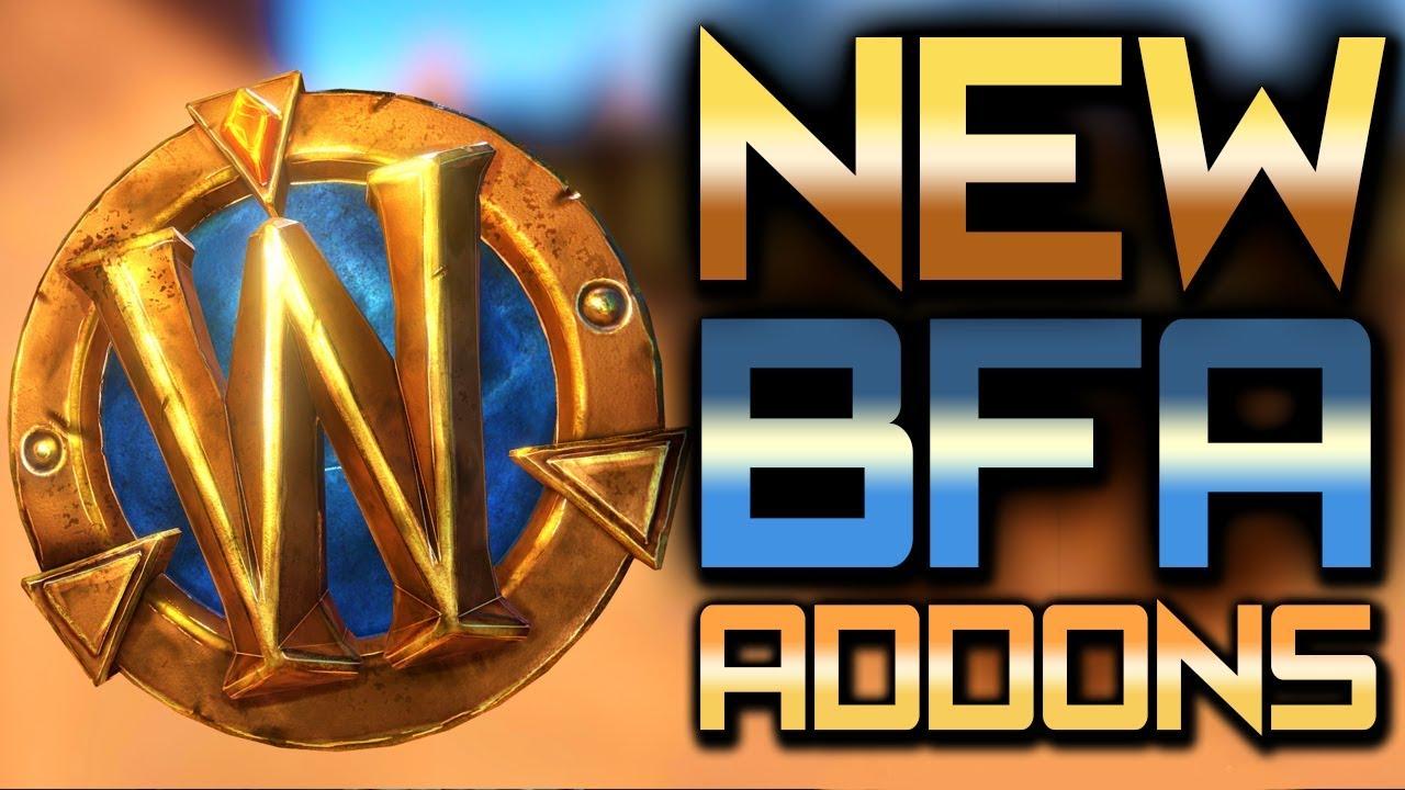 Battle for Azeroth Addons: World Quest Tracker and nPlates (BFA Beta Addons)