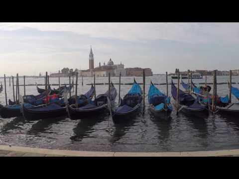 Morning walk in Venice, Italy