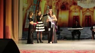 Елизавета Степанчук, награждение Королевы профессионалов (Фестиваль ARABIAN QUEEN 2017)