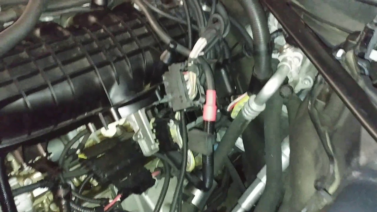 Removing Dme Plug Connections On A Bmw E90 N55
