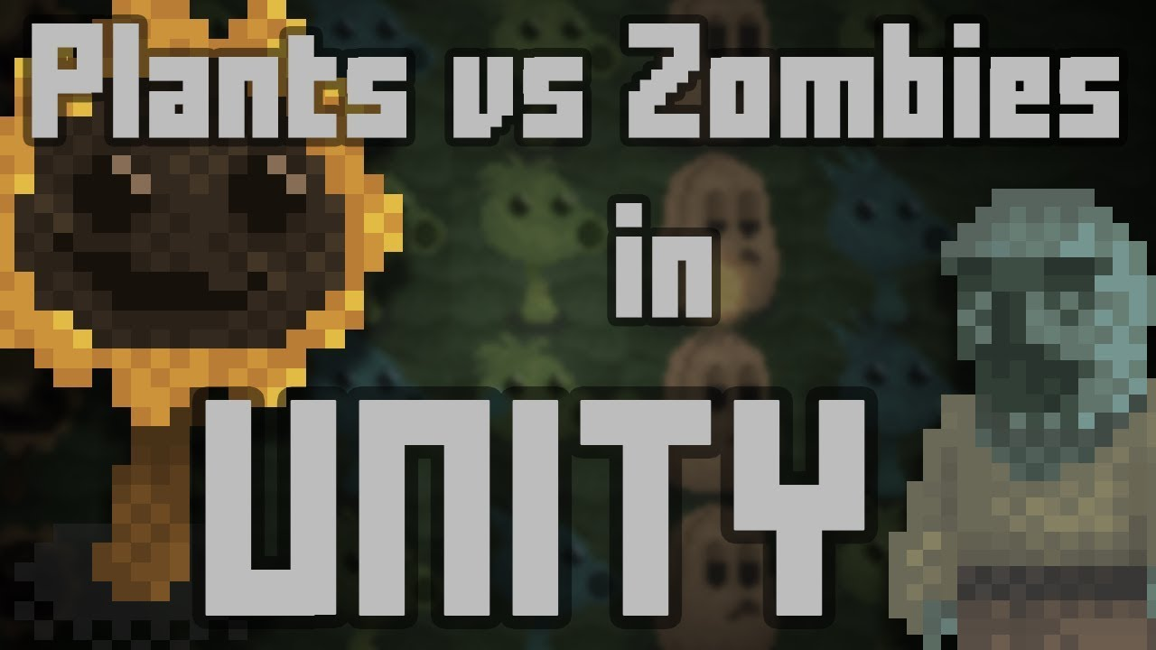 Plants vs zombies replica in unity part 1 youtube plants vs zombies replica in unity part 1 toneelgroepblik Image collections