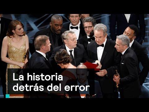 ¿Cómo ocurrió el error en los Premios Óscar? - Despierta con Loret