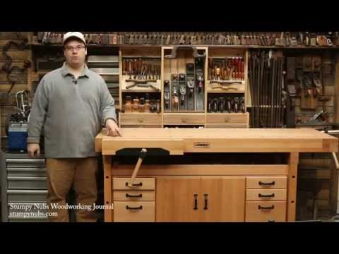 What to look for in a high quality workbench Sjobergs Elite 2000 bench review   Stumpy Nubs