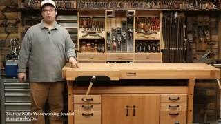 What to look for in a high quality workbench Sjobergs Elite 2000 bench review | Stumpy Nubs