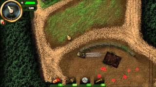 iBomber Attack - 1. Village gameplay [PC Full HD]