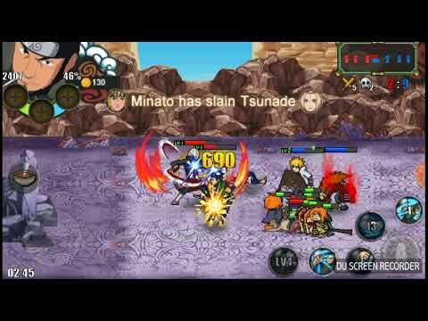 League of ninja moba battle:pembalasan asuma