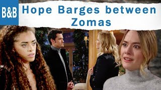 Bold and The Beautiful Spoilers for Monday | Brooke Deal with Thomas