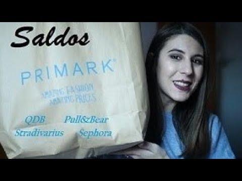 Compras nos Saldos | Primark, Sephora, Stradivarius...