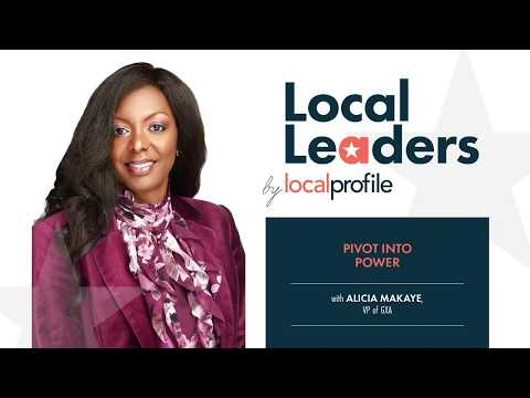 Local Profile: Local Leaders featuring Alicia Makaye