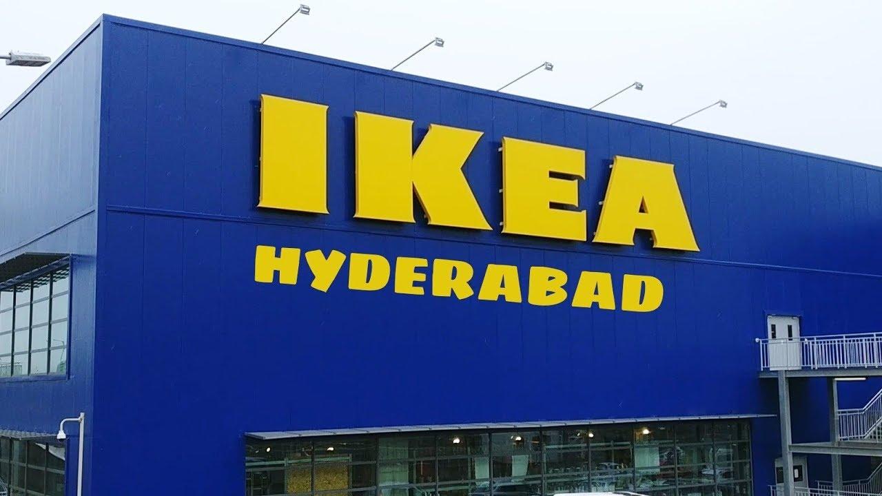 Ikea Hyderabad Walk Around Purchasing Interior View Youtube