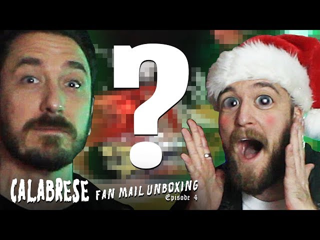 Bootleg Pins, Famous Monsters, & More! | Calabrese Fan Mail Unboxing Ep.4