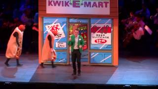 140913 - Hank Azaria (Apu) - Kwik-E-Mart @ The Simpsons Take the Hollywood Bowl~ streaming