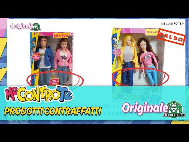 Giochi Preziosi   Come riconoscere le bambole originali Me Contro Te