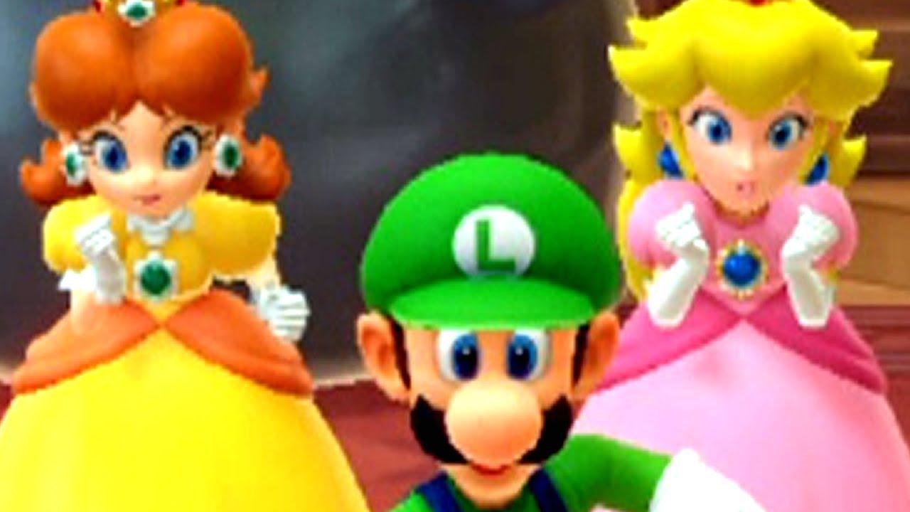 Super Mario Party All 1 VS 3 Minigames (Switch)