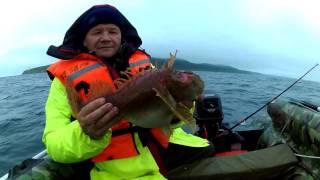 Рибалка о. Сахалін.
