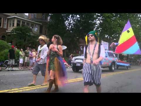 2011 Doo Dah Parade Columbus Ohio