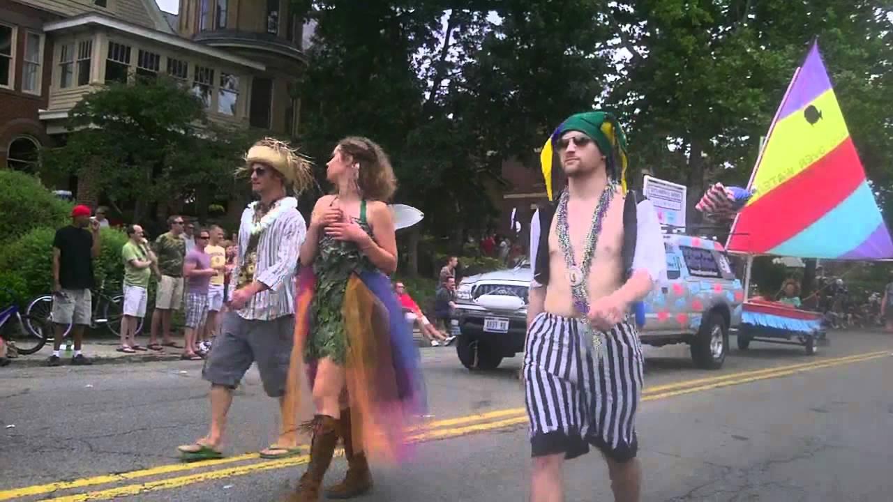 2011 Doo Dah Parade Columbus Ohio - YouTube