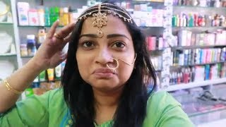 Jewelry Shopping for Mrs India 2019 Audition_Indian Mom On Duty Vlog
