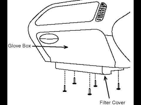 Quick Tip Filtro De Cabina Caravan 2001