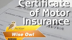 Wise Owl Series (Eps 8) - The Certificate of Motor Insurance