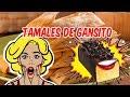 TAMALES DE GANSITO Y CARLOS V