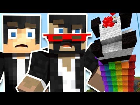 Minecraft: SAD PANDAS w/ X33N