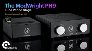 The ModWright Instruments PH9 tube phono stage wins Stereonet award