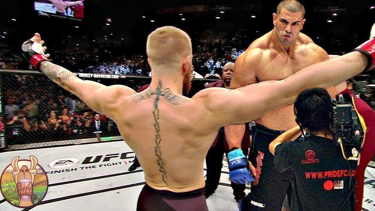 LES 15 MOMENTS LES PLUS GÊNANTS DES MMA | Lama Faché