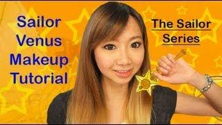 Sailor Moon Series: Sailor Venus Makeup Tutorial | AskAshley