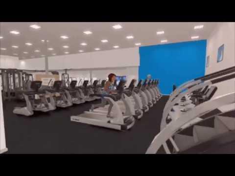 Revolution Fitness, Worcester - Virtual tour
