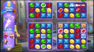 Wonka's World of Candy Level 207 - NO BOOSTERS + FULL STORY ???? | SKILLGAMING ✔️