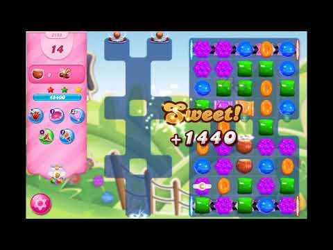 Candy Crush Saga - Level 3158 ☆☆☆