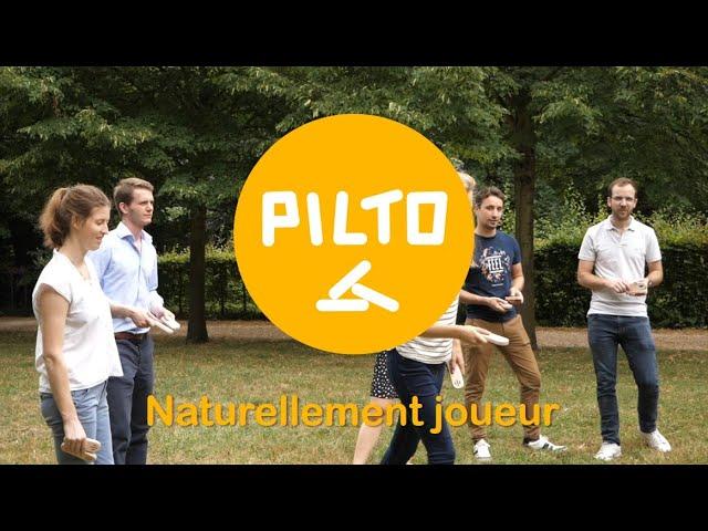 Pilto, naturellement joueur ! Jeu Made in France