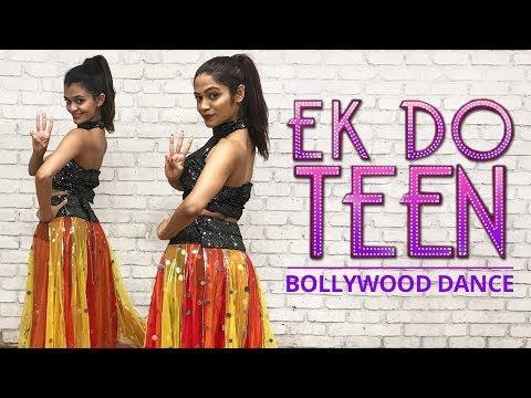 Ek Do Teen Song  Baaghi 2  Bollywood Dance  ToDance with Sonali